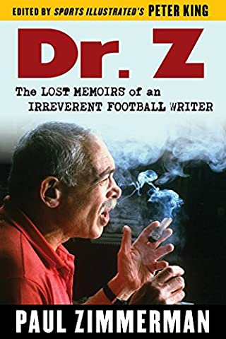 Dr. Z: The Lost Memoirs of an Irreverent Football
