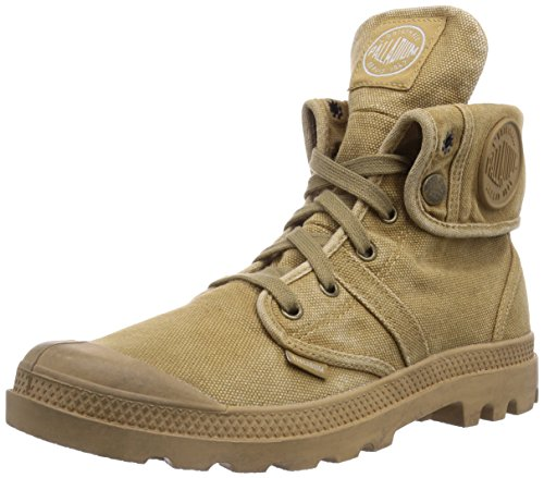 Palladium Pallabrouse Baggy, Herren Desert Boots, Beige (Woodlin/Honey Mustard 278), 43 EU (9 Herren UK)