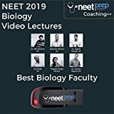 NEETPrep NEET 2019 Biology Course Complete Coaching Video Lectures By NEETPrep (USB)
