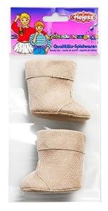 Heless 340heless botas para muñeca , Modelos/colores Surtidos, 1 Unidad