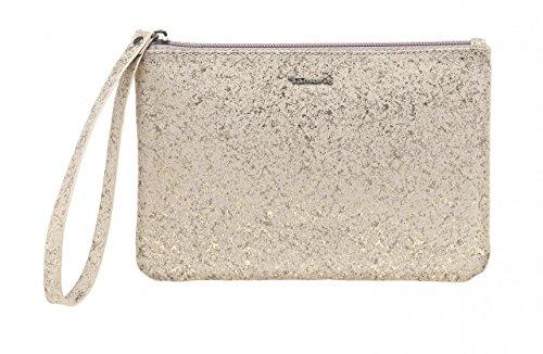 Tamaris KENDRA POUCH Beutel Damen 7909172-521 elegante kleine Handgelenktasche Abendtasche in Rose