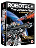 Robotech - Complete Saga Box Set [UK Import]