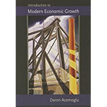 Introduction to Modern Economic Growth