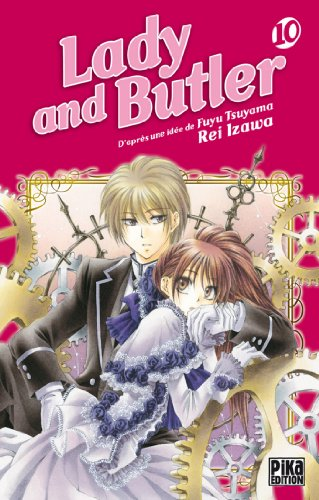Lady and Butler T10 par Rei Izawa