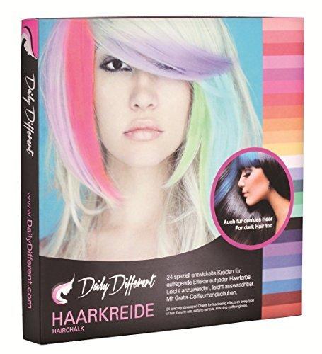 Daily Different Haarkreide 24 Farben