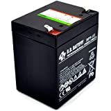 batería BB Battery BP5-12 5Ah 12V (90mm*70mm*102mm) SAIs (UPS), videocamaras...