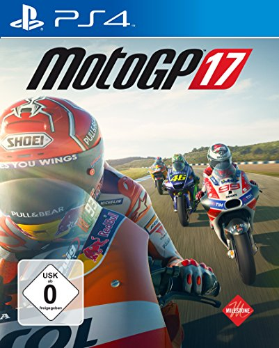 formel eins ps4 MotoGP 17 - [Playstation 4]