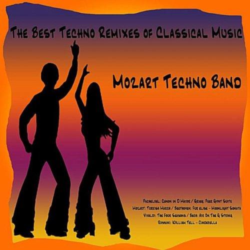 Mozart Techno Band Techno Classical