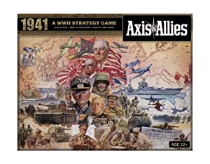 Wizards of the Coast 39687 - Axis und Allies 1941