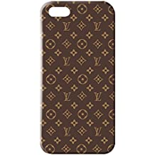Classic Series Louis with Vuitton Pattern 3D Hard Plastic Case Cover For  Iphone 5 5S 62b79b5b65e
