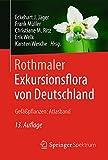 Rothmaler - Exkursionsflora von Deutschland, Gefäßpflanzen: Atlasband -