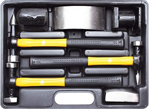 Kraftmann 1670 Juego de martillos