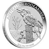 Münze 10Dollar The Australian Kookaburra, 2016, 311Gr.-Münze 999Silber mit Tasche