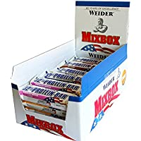 Weider 32% Bar 24, Mixed Pack