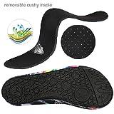 Qimaoo Unisex Strandschuhe Strand Schwimmschuhe Schnell Trocknend Schuhe Aquaschuhe Badeschuhe Wasserschuhe Surfschuhe - 4