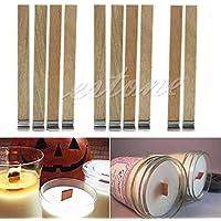 meche bois fabrication de bougies loisirs cr atifs cuisine maison. Black Bedroom Furniture Sets. Home Design Ideas
