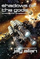 Shadows of the Gods: Crimson Worlds Refugees II (English Edition)