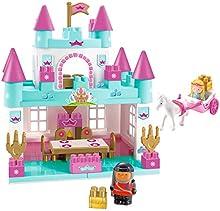 Smoby - Castillo princesas abrick (3088)