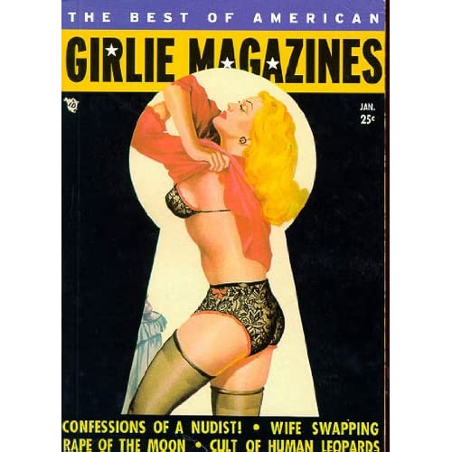 The best of American girlie magazines