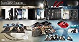 ASSASSINS CREED FullSlip + Lenticular Magnet 3D + 2D Steelbook™ Limited Collector's Edition - Numbered Region Free