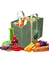 High Capacity Strong Multipurpose Canvas Reusable Shopping Bag/Hand Bag/Vegetable Bag With Reinforced Handles...