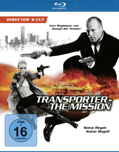 Bild von Transporter - The Mission (Extended Director's Cut) [Blu-ray]