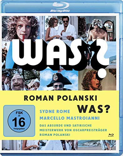 Was? [Blu-ray]
