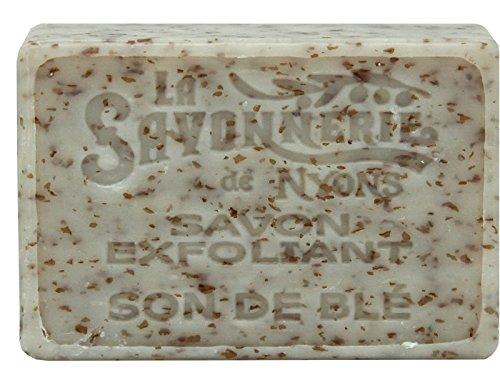 La Savonnerie de Nyons Peeling Weizenkleie 100Gramm, Multi/Farbe, eine Größe -