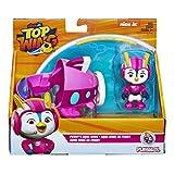 Hasbro Top Wing - Penny Personaggio con Veicolo