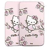 ZTE Open L Tasche Hülle Sleeve Bag Hello Kitty - Magnolia