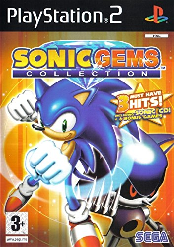 Sonic Gems Collection (PS2) (Collection Gems Sonic)