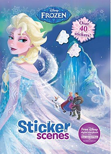 Disney Frozen Sticker Scenes por Parragon Books Ltd.