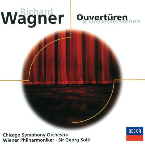 Wagner: Ouvertüren und Orchesterszenen (Eloquence)