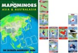 Image for board game Wild Card Games Mapominoes Asia And Australasia