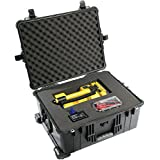 Peli Cas de Transport 1610 Case No Foam