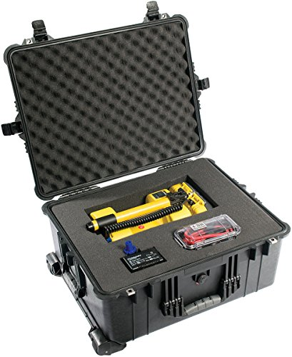 Cheapest Peli 1610 Protector Case With Foam Black