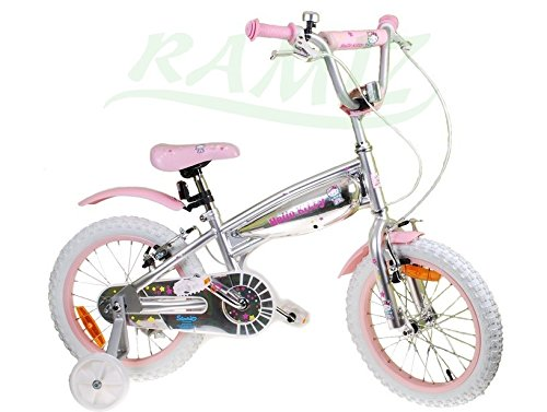 I bambini in bicicletta CIAO KITTY LUCIDI - 16 pollici