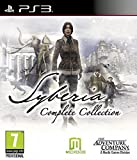 Just for Games Syberia Collection, PS3 - video games (PS3, PlayStation 3, Adventure, Microïds, T (Teen), English, Basic)