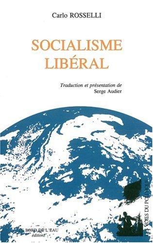 Socialisme libral