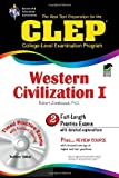 CLEP Western Civilization I: The Best Test Preparation for the CLEP [With CDROM] (REA Test Preps)
