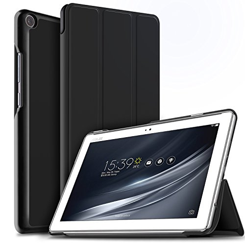 custodia tablet asus zenpad 10 IVSO ASUS ZenPad 10 Z30ML/Z301MF/Z301M/Z301MFL/Z300M Cover Custodia - Slim Smart Cover Custodia Protettiva in pelle PU per ASUS ZenPad Z301ML/Z301MF/Z301M/Z301MFL/Z300M 10.1""
