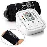 Best Bp Monitors - Arm Blood Pressure Monitor, niceEshop(TM) Digital LCD Arm Review