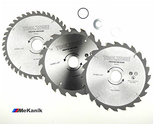 3pc-184mm-tct-circular-saw-blades-20-24-40-teeth-with-adapter-orings