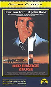 Der einzige Zeuge [VHS]