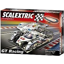 Scalextric Original - Circuito C1 GT Racing con pistas nuevas digitalizables (A10111S500)
