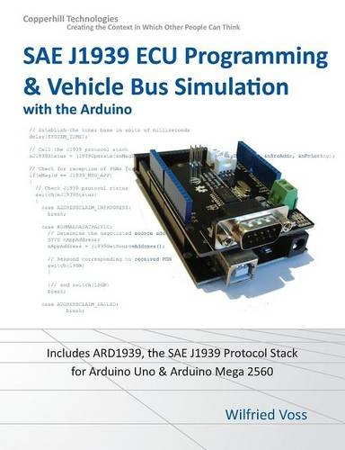 Timaeus Josephu: SAE J1939 ECU Programming & Vehicle Bus Simulation