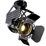 GWCSS LED-Leuchten Strahler Pendelleuchte Schienenbeleuchtung Industrieleuchten Spotlight Küche Restaurant Bar Kronleuchter, Trumpet Lifting Styles