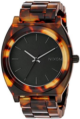 nixon-a327646-00-montre-femme-quartz-analogique-bracelet-plastique-multicolore