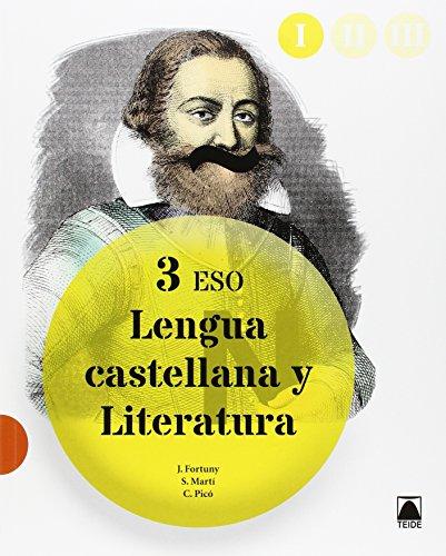 Lengua y literatura castellana 3 ESO