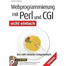 Webprogrammierung mit Perl und CGI, m. CD-ROM